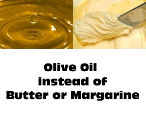 substitute olive oil